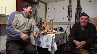 In vizita la Vasile Ciobre cu Nea Costel de la Cluj, de Sf. Vasile - anticipat - 2018