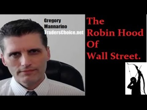 Wall Street Is Going To Game Bitcoin...PERIOD!  By Gregory Mannarino
