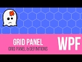 C# WPF Tutorial - Grid Panel