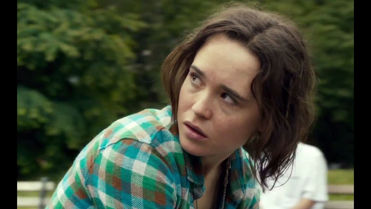 TALLULAH Movie Trailer... Ellen Page Netflix