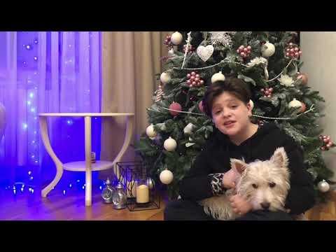 Сергей Есенин — Собаке Качалова (Дай, Джим, на счастье лапу мне): Донской Алекс