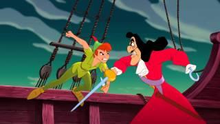 Peter Pan em De Volta à Terra do Nunca - Trailer