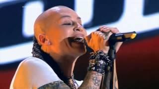 Голос 2: Наргиз Закирова - Still Loving You (Cover Scorpions) 2013