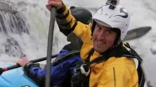 Scottish  Whitewater kayaking