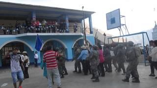 desfile militar auco yauyos 2013