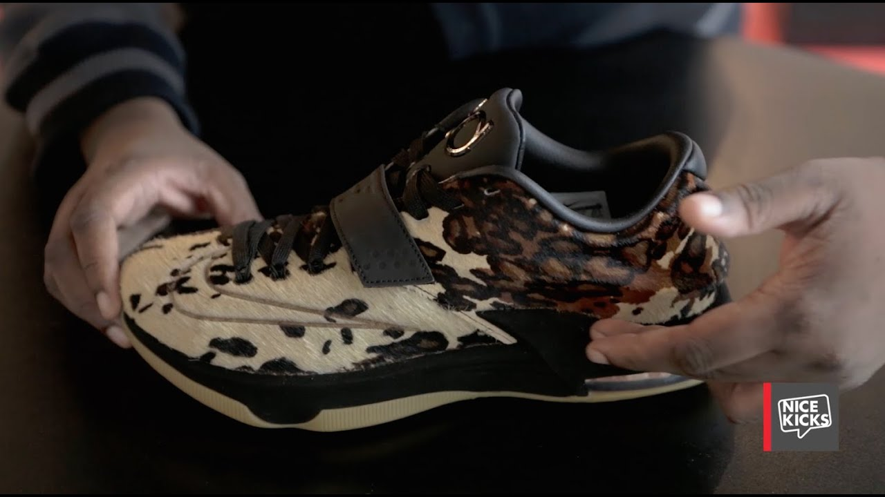 "08de78c4c45 Nike KD 7 EXT ""Longhorn State"" - Unboxing - YouTube"