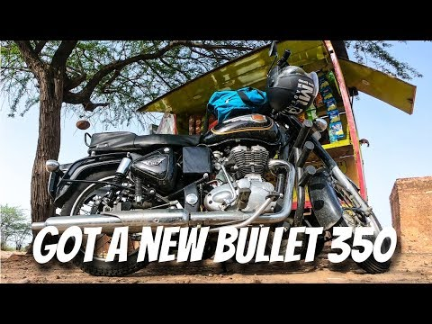 Got A New Royal Enfield 350 | Let's go Laddakh