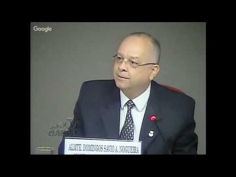 V Congresso Nacional de Direito Maritimo , Portuário e Aduaneiro - 2º dia - Parte 1
