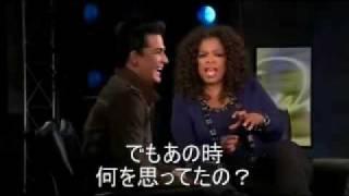 2010年1月19日に放映されたアメリカ一番人気のトーク番組オプラによるア...