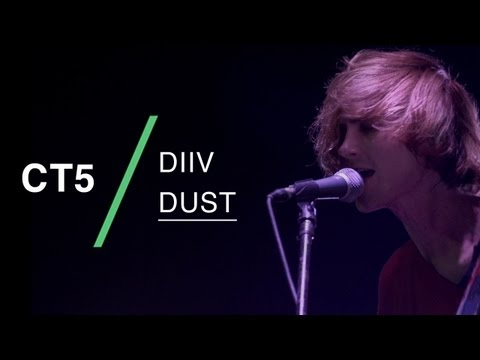 "DIIV perform ""Dust"" at CT5"
