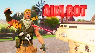 FOR THIS REASON I HAVE AIMBOT IN FORTNITE