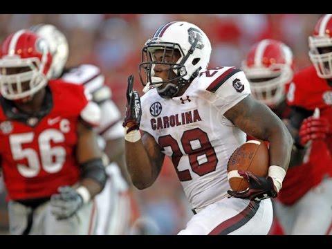 South Carolina vs. Georgia 2013 HD [1080]