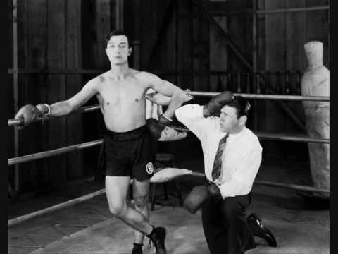 Buster Keaton Shirtless In The Dressing Room Youtube