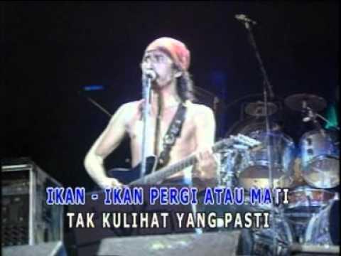 PINGGIRAN KOTA BESAR - IWAN FALS - Karaoke