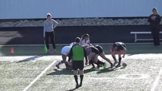 (WI-17') HS-Girls Rugby - Spring 7's Series in Oak Creek 4/1/17