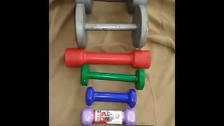 видео Гантели, штанги, блины, диски тренировочные MB Barbell (26 мм, 31 мм, 51 мм)