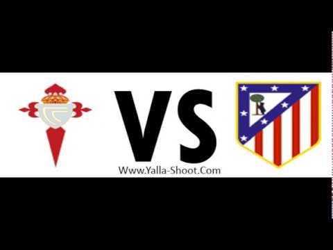 Atletico Madrid Vs Celta Vigo Live Stream