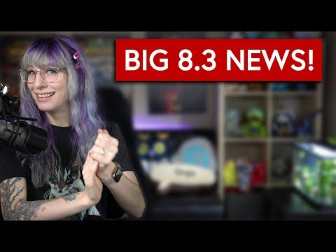 Big 8.3 Datamining News! - Almost Saturday Vlog