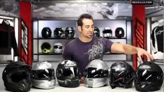 HJC Helmet Overview and Sizing Guide at RevZilla.com