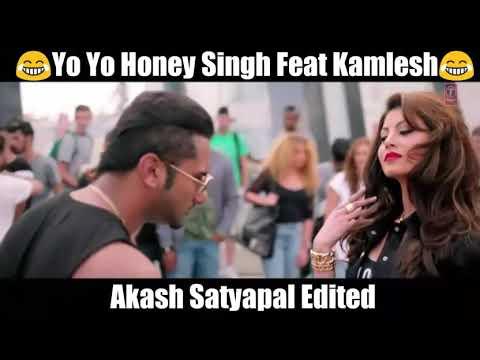 Honey Singh Feat Kamlesh Soluchan | New Dubbed Video Honey Singh 2017 | Love Dose
