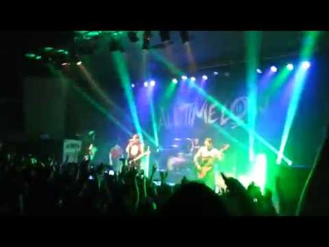 """""""Do You Want Me (Dead?)"""" - All Time Low LIVE @ Granada Theater"""