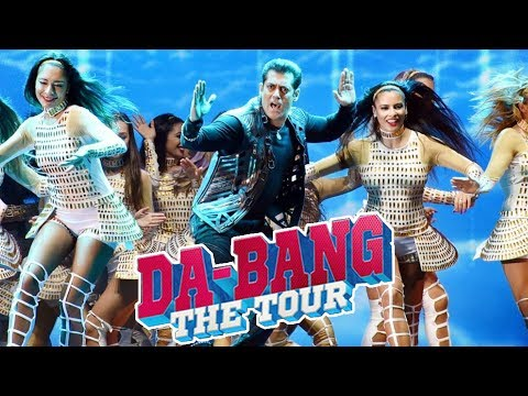 Salman's LIVE PERFORMANCE In USA & CANADA After 12 Years - DABANGG RELOADED