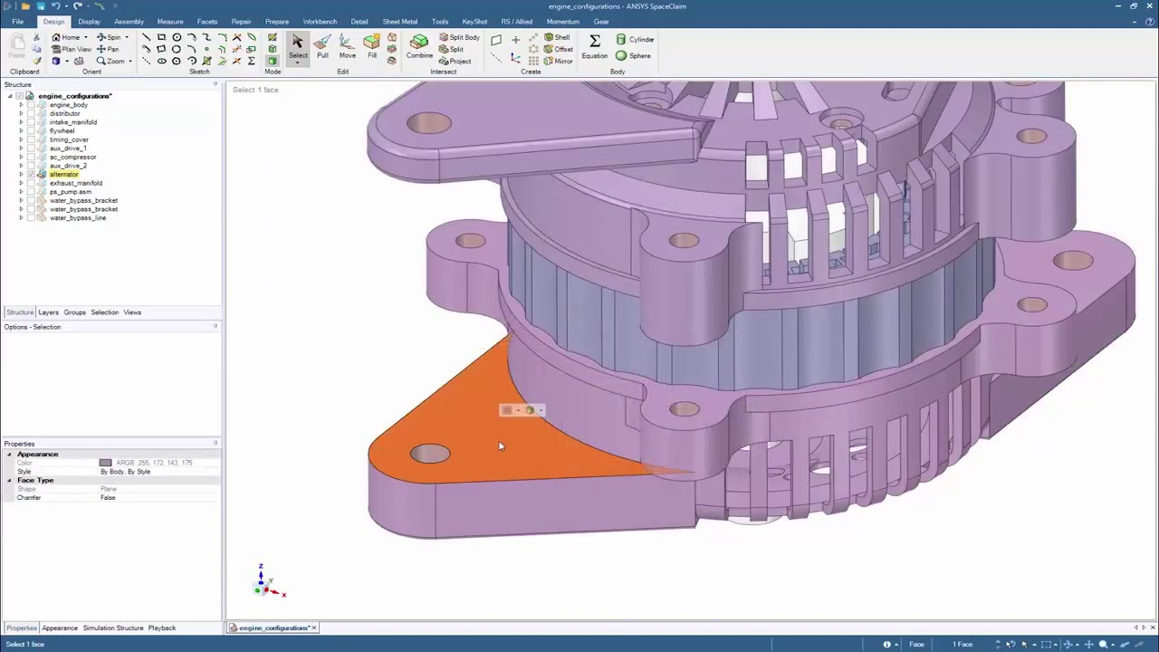 SpaceClaim Direct 3D Modeling Software | GoMeasure3D