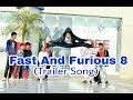 FAST AND FURIOUS 8 -TRAILER SONG ( Bassnectar - Speakerbox ft. Lafa Taylor - INTO THE SUN)