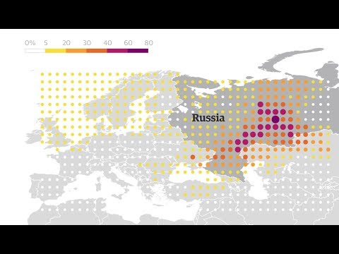 Radioactive Cloud Over Europe - Possible Nuclear Accident in Russia?