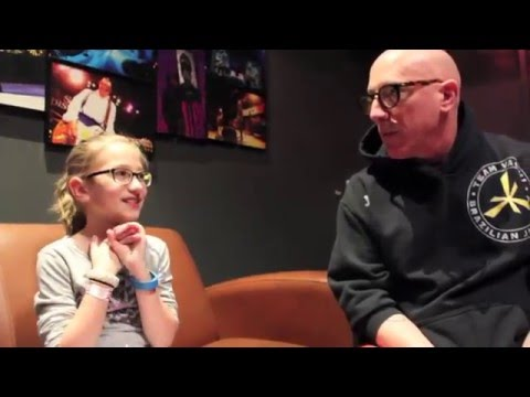 Kids Interview Bands - Puscifer (Maynard James Keenan, Carina Round)