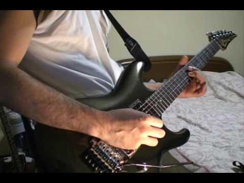 Joe Satriani - The Crush of Love cover