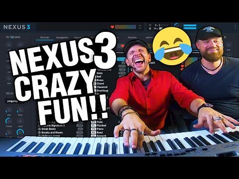 Nexus 3 Crazy Fun!! Ft. Nexus Co-Creator & Sound Designer