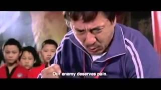 Karate Kid - Cena Que Não Foi ao Ar