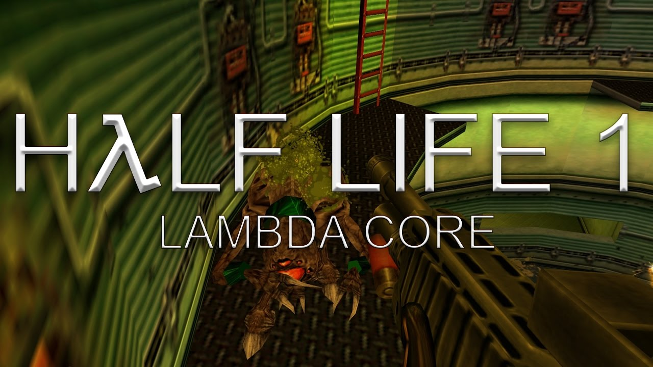 Half-Life 1 - Act 13: Lambda Core Walkthrough (1080p/60fps ...