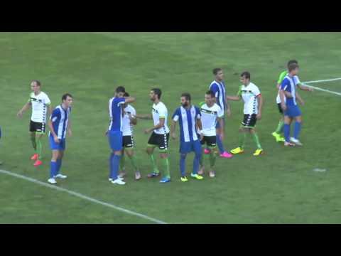 Vídeo Racing Santander-Izarra (3-0)