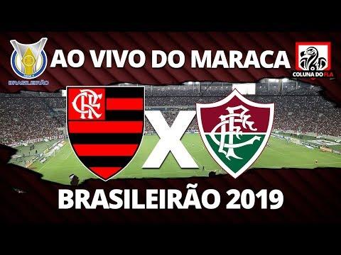 Flamengo X Fluminense Ao Vivo Do Maracana 27ª Rodada Brasileirao