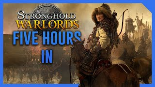 Five Hours In, Stronghold: Warlords is Hella Accessible (Review) (Video Game Video Review)