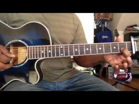 Asarai Mahina Ma - Guitar Lesson - YouTube