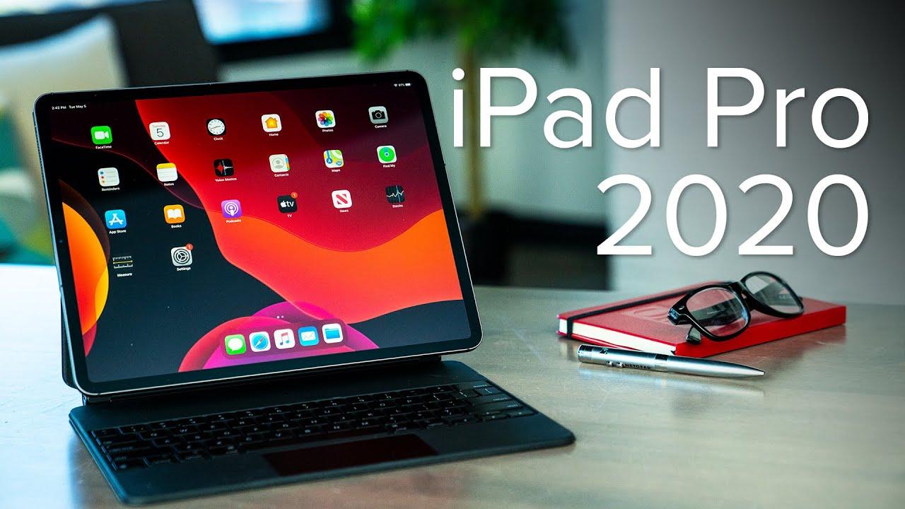iPad Pro (2020) and Magic Keyboard unboxing - YouTube