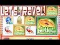 ★ BONUS, BONUS! ★ Making a Profit Playing Slots   #Let'sTravel   Slot Traveler