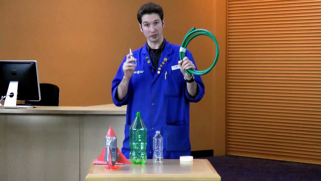 how to make a stomp rocket