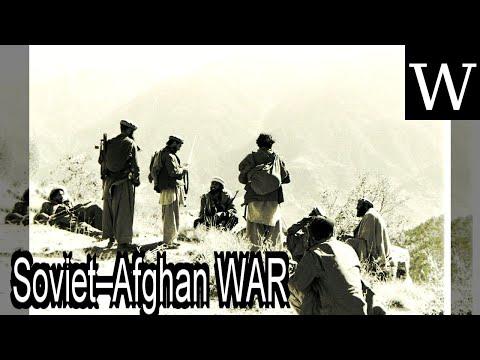 Soviet–Afghan WAR - WikiVidi Documentary