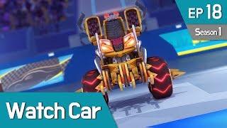 Power Battle Watch Car S1 EP18 Fair Play (English Ver)