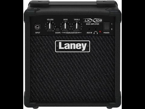 Laney LX10B - UNBOXING