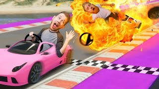 DON'T Be Last Or You Explode! | GTA5