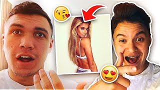 REACTING TO MY LITTLE BROTHERS NEW GIRLFRIEND! (She's 13 YEARS OLD)