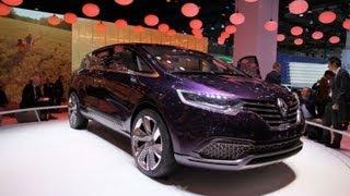 Renault Initiale Paris Concept 2013 Videos
