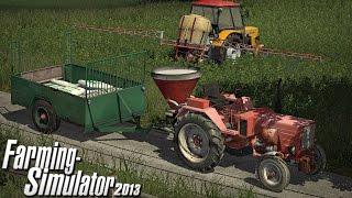 Opryski i nawozy na Polska Wieś ☆ #3 Farming Simulator 2013 ㋡ MafiaSolec