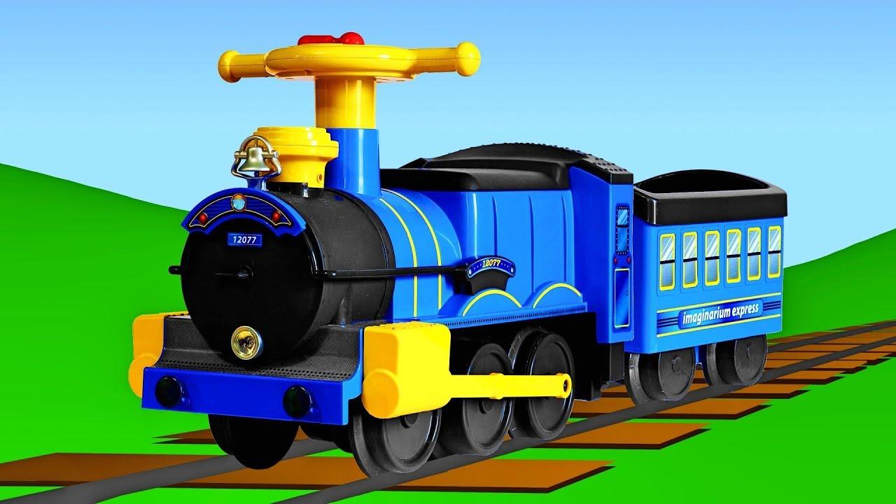 cdd3f9c103ff Choo Choo Train Kids - Toy Thomas The Tank Like Train Set