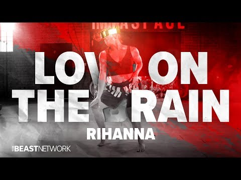 Rihanna - Love On The Brain | Janelle Ginestra Choreography | IMMASPACE 2018